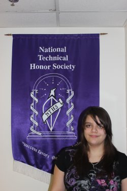 National Technical Honor Society - By Melanie Taylor